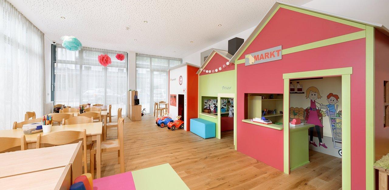 Gästekindergarten Centi\'s Kids Club, Ferienanlage Central Flachau
